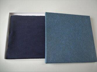 藍染・古袱紗(箱入り)の画像