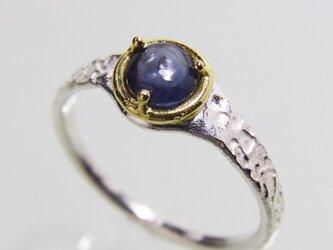 サファイア (非加熱) * Sapphire Ring  Bの画像