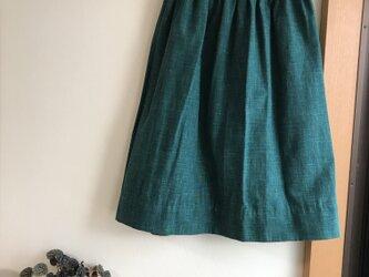 リネンのスカート(194)の画像