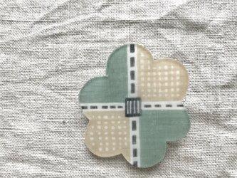 ハナコ(灰緑)の画像