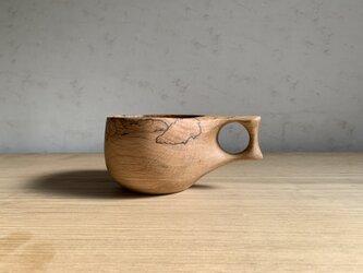 ナラの木のマグカップ  #2の画像