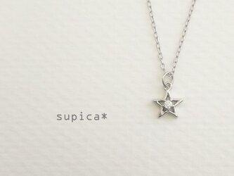 s127_S387 star~星のネックレスの画像