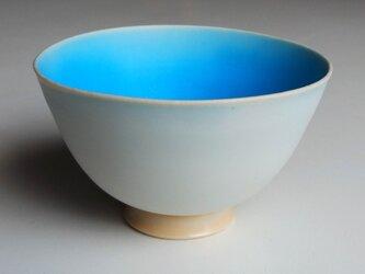 ブルー/ホワイトボウルの画像