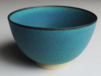 ターコイズ茶碗の画像