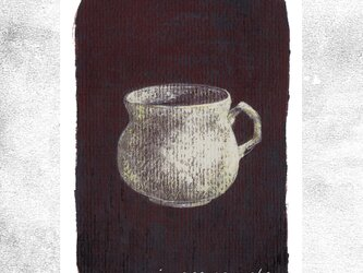 『ティーカップ』 ポストカード 2枚セット 絵柄変更可の画像