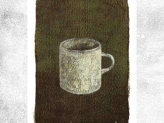 『コーヒーカップ』 ポストカード 2枚セット 絵柄変更可の画像