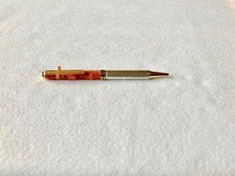 錫のボールペン カスタム Tabascoの画像