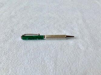 錫のボールペン スタンダード AppleGreenの画像