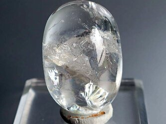 アイリス貫入水晶(マニフェステーションクリスタル)ルース-bの画像