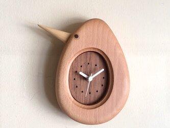 掛け時計 キウイの画像