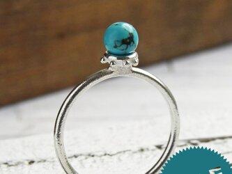[SALE] ターコイズ Turquoise Ring ④の画像
