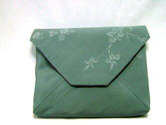 「S 様専用」 改良数奇屋袋  仕切り付き 古帛紗を折らずに入れたくて の画像