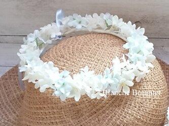 「花冠」ビスクドール用(オーダーメイド可)の画像