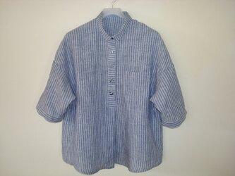 「小衿の夏シャツ」の画像