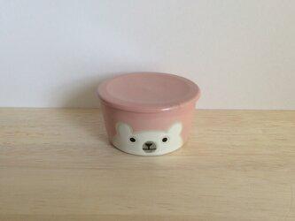 スタッキング容器(ピンクB)の画像