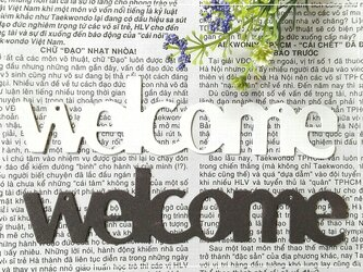【追加オプション】 welcomeプレート(アイアン / ミルキーホワイト)の画像