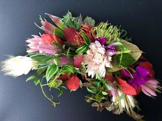 Wild flower wreath IIIの画像