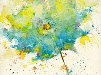 Flower 23 (額縁付き)の画像