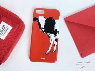 Originalスマホケース「COW」の画像