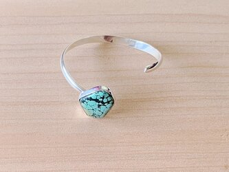 Single Turquoise Bangleの画像