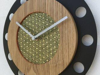 截金クロック/feeLife clock model 03:No.03001の画像