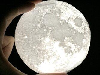 月のライトコードレス☺️ちょっと大きい10cmサイズ❗️の画像