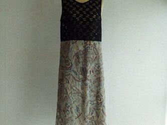 夏ジャンパースカートの画像