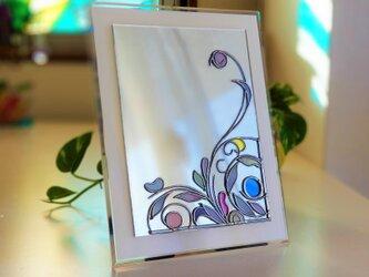 卓上ミラー『エルフの花園』の画像