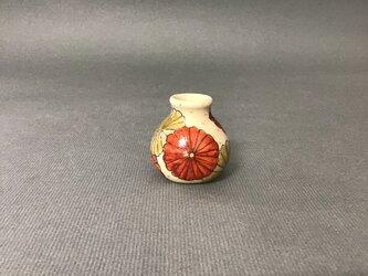 ミニ花器 菊の画像