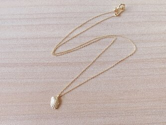 Tiny Shell Necklaceの画像