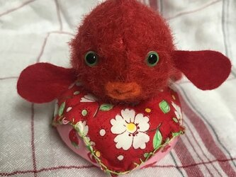 金魚ちゃん(赤)の画像