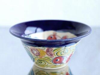 金魚鉢の画像