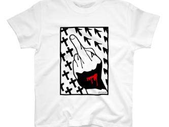 Tシャツ 聖痕【キッズ・レディース・メンズ】の画像