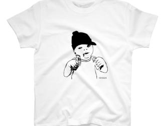 Tシャツ Baby bomb【キッズ・レディース・メンズ】の画像