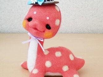 メルヘン♡レトロなネッシーちゃんの画像