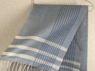 手織りストール SU12の画像