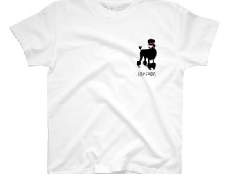 Tシャツ アイドルプードル【キッズ・レディース・メンズ】の画像