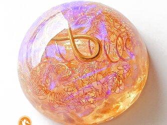 宇宙の光 オルゴナイト シトリン do1005light00005の画像