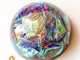 大天使ミカエルのハグ グレートセントラルサン オルゴナイト[在庫なしの場合は受注制作] 00017の画像