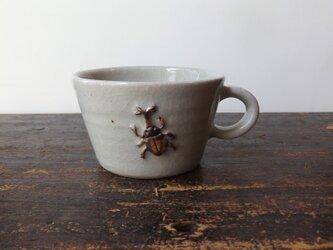 虫マグ(カブトムシ 小)の画像