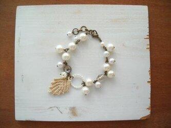 Pearl Mix Braceletの画像