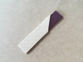 楊枝入れ 百六七号:茶道小物の一つ、菓子切鞘の画像