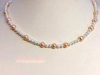 Peach melba(ピーチメルバ)の画像
