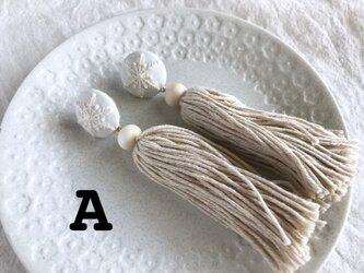 kinari耳飾り・Aの画像