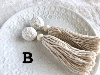 kinari耳飾り・Bの画像