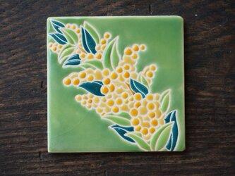 リースのひとかけら(ミモザ)Mimosaの画像