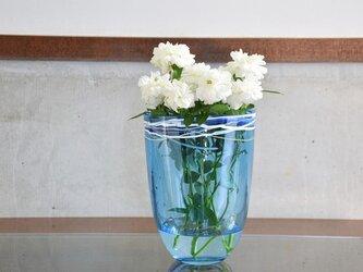 花瓶line~blu~の画像