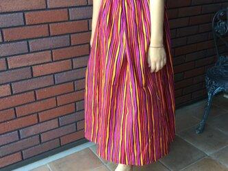 USAコットンのスカートの画像