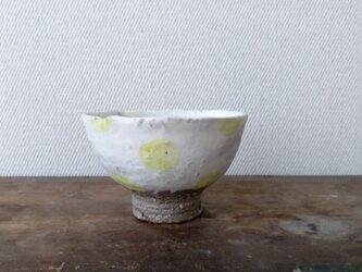 粉引き 飯碗の画像
