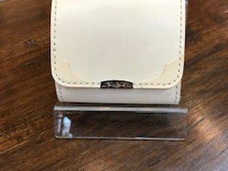 ボックス型コインケース!の画像